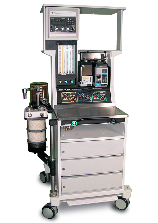 anesthesia machine parts